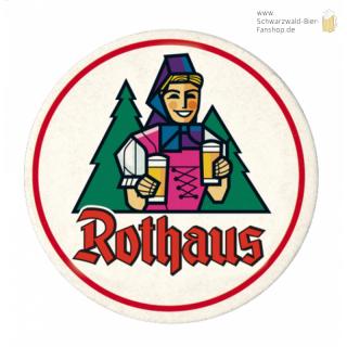 Rothaus Untersetzer (Bierdeckel)