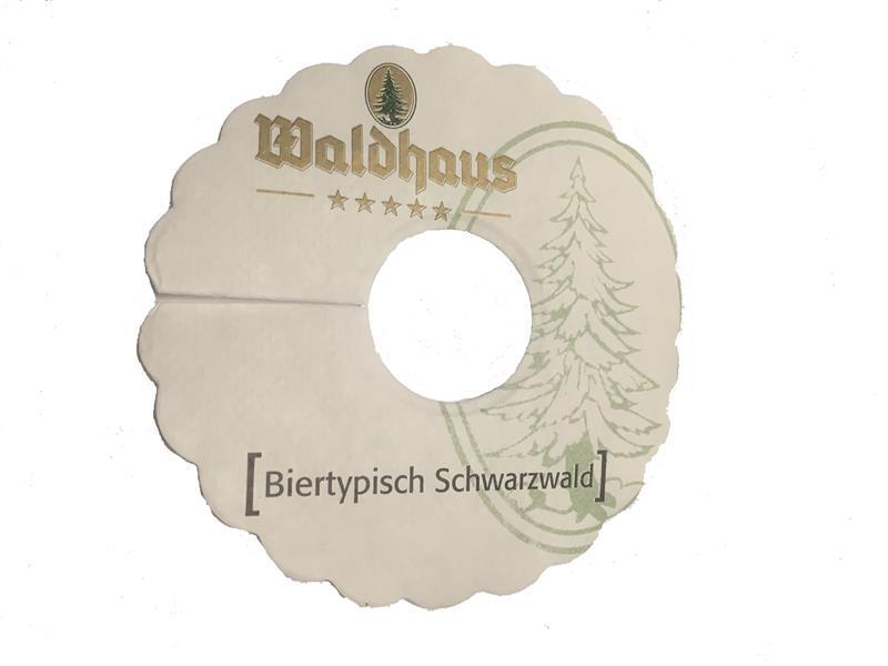 Waldhaus Tropfenfänger