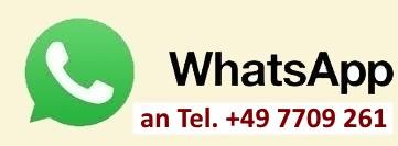 Nachricht per WhatsApp senden